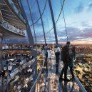Vyhlídková věž the Tulip od architektů Foster + Partners. - TheTulip22