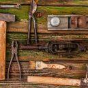 Věci, které můžou mít velkou cenu a určitě byste je neměli vyhazovat - vintage-tools-1524670896