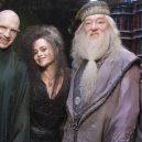 16 opravdu povedených snímků z natáčení Harryho Pottera. Takhle oblíbeného brýlatého kouzelníka a jeho přátele nejspíš neznáte - 343003793