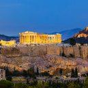 10 míst, které při návštěvě Řecka nesmíte v žádném případě vynechat - greece-athens-acropolis-evening-view-2