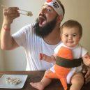 Otec tvoří pro svou dcerku roztomilé fotografie na Instagramu. Sledují ho statisíce lidí - sbsolly_20181007_1977529892523526_6671136954416889856_n