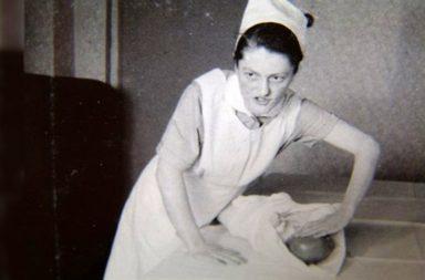 Marie Fikáčová začala v sušické nemocnici pracovat v roce 1955.