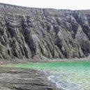 Tajemný ostrov v Pacifiku může vědcům prozradit, jak v minulosti sopečná činnost ovlivňovala vodu na Marsu - 9386000-6666805-image-a-26_1549311789784