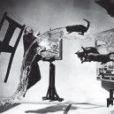Polibek na Times Square a další ikonické fotografie 20. století - famous-photographers-Philippe.Halsman.1948-salvador-dali-750×581
