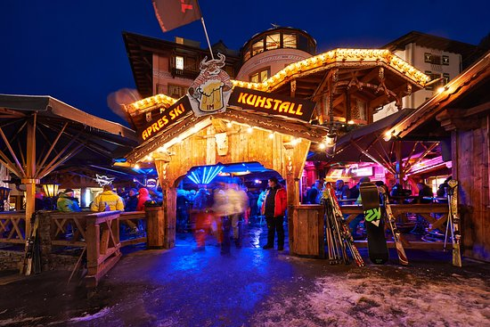 """A náš tip na après ski v Ischglu? Kuhstall neboli """"Kravín""""!"""