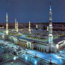 Dechberoucí místa a stavby v Saúdské Arábii - masjid-al-nabwi