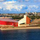 Proti jakým projektům stála v soutěži legendární Opera v Sydney? - q