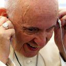Jaký je vlastně papež? Podívejte se na 7 snímků, které ukazují, že současná hlava církve je člověk, jako každý z nás - 5a3aa6dbfcdf1e1d008b46d4-960-720