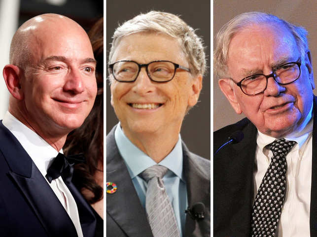 Nejbohatší lidi světa