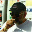 Legendární vítězství Karla Lopraise a jeho Tatry na Rallye Paříž-Dakar v roce 1988 - Karel-Loprais-s-vítězným-doutníkem