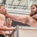 Sibiřská zábava – šampionát v mužském fackování - Vasily-Kamotskiy
