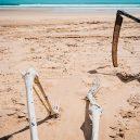Podívejte se na vtipné fotografie smrtky u vody. Swim Reaper navíc slouží dobrému účelu - 58724875_971422283063822_1405526338219016192_n