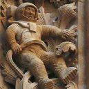 Neuvěřitelné snímky z minulosti i současnosti, které dokazují, že stroj času nejspíš opravdu existuje - Astronaut-Salamanca-Spain