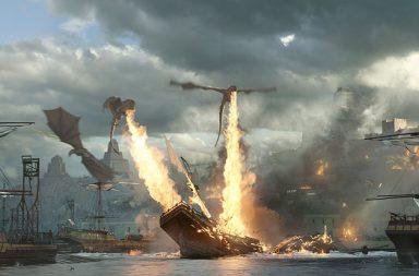 Není tajemstvím, že Game of Thrones je nejdražším seriálem, který se kdy natáčel. První řada vyšla zhruba na 50 milionů dolarů, u posledních dvou řad to byl už dvojnásobek. Jedna epizoda tedy stojí zhruba 10 milionů dolarů.