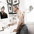 Pohled do minulosti. Podívejte se na unikátní snímky amerického fotografa, které vás donutí zamyslet se nad životem - Reflections-by-Tom-Hussey-02
