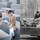 Neznalost nebo neúcta k mrtvým? Bizarních selfie uprostřed vzpomínek na holokaust není málo - yolocaust3