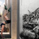Neznalost nebo neúcta k mrtvým? Bizarních selfie uprostřed vzpomínek na holokaust není málo - yolocaust7