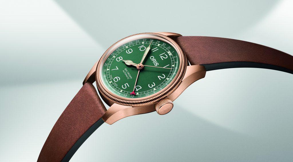 5e69ac096 Doba bronzová aneb když se hodinky stanou šperkem měnícím se v čase ...
