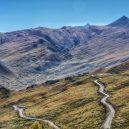 Fascinující záběry čínských dopravních staveb - 09 Tibet Highways