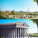 Podívejte se, jak by vypadalo 7 divů starého světa v plné kráse dnes - 7