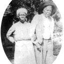 Clotilda – poslední známá otrokářská loď připlula k americkým břehům roku 1860 - 800px-Redoshi_and_her_husband