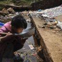 Peklo na zemi. Takhle vypadá život v znečištěné Číně - fuyuan-china
