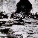 Nankingský masakr – zvěrstvo rovné holokaustu - japanese-looting-near-gate