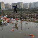 Peklo na zemi. Takhle vypadá život v znečištěné Číně - jiaxing-city