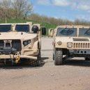 JLTV Oshkosh, nové taktické vozidlo americké armády, přebírá štafetu po legedárním Humvee - JLTV_Oshkosh_armada_USA_01_800_600