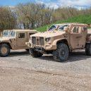 JLTV Oshkosh, nové taktické vozidlo americké armády, přebírá štafetu po legedárním Humvee - JLTV_Oshkosh_armada_USA_02_800_600