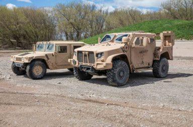 Interiér vozidla by měl být oproti Humvee mnohem prostornější a pohodlnější.