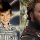 Robert Downey Jr., Scarlett Johansson a další představitelé hrdinů z Marvel Cinematic Universe jako malé děti - marvel-avengers-actors-then-vs-now-37-5afe9f885b459__700
