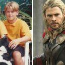 Robert Downey Jr., Scarlett Johansson a další představitelé hrdinů z Marvel Cinematic Universe jako malé děti - marvel-avengers-actors-then-vs-now-39-5afe9f8bb1492__700