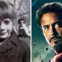 Robert Downey Jr., Scarlett Johansson a další představitelé hrdinů z Marvel Cinematic Universe jako malé děti - marvel-avengers-actors-then-vs-now-40-5afe9f8d0d1f6__700