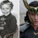 Robert Downey Jr., Scarlett Johansson a další představitelé hrdinů z Marvel Cinematic Universe jako malé děti - marvel-avengers-actors-then-vs-now-50-5afe9f98ed90f__700