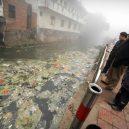 Peklo na zemi. Takhle vypadá život v znečištěné Číně - water-pollution-in-china