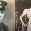 Stará láska nerezaví – krásné setkání dávných milenců po 75 letech - WWII-Lovers-Kt-Robbins-and-Jeannine
