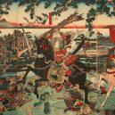 Krásné samurajky se v Japonsku meče rozhodně nebály - Battle_of_Awazugahara