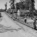 Život ve městě zrodu atomové bomby. Jak se žilo v Oak Ridge? - Construction-Of-Oak-Ridge