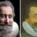 Nahlédněte do 25 pradávných tváří minulosti - henry-iv-france
