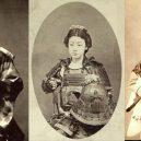 Krásné samurajky se v Japonsku meče rozhodně nebály - Nakano-Takeko-Warrior-Woman