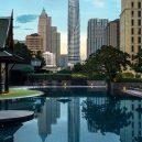 14 hotelových bazénů, ve kterých stojí za to se osvěžit - 17