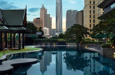 The Athenee Hotel, Thajsko.
