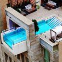 14 hotelových bazénů, ve kterých stojí za to se osvěžit - 2