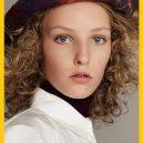 Čeští a slovenští finalisté soutěže Schwarzkopf Elite Model Look 2019 - Nela_Jencova front
