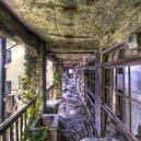 Betonový ostrov Hašima si teď můžete projít na Google Street View - 9693735370_cb6aa98b0d_b