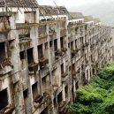 Betonový ostrov Hašima si teď můžete projít na Google Street View - green-hashima-og