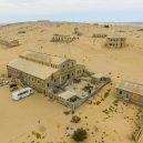 Kolmanskop – německé město duchů uprostřed namibijské pouště - Kolmanskop_Ghost_Town
