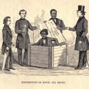 """Z otroctví poštou na svobodu – tak se zachránil Henry """"Box"""" Brown - Resurrection_of_Henry_Box_Brown"""