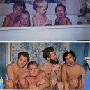 15 důkazů, že nejkrásnější láska je ta sourozenecká - siblings-childhood-photo-recreation-22-58f4b539932a7__700